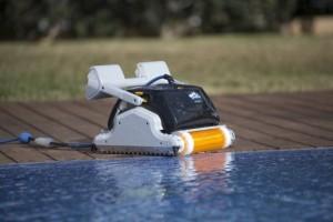 Robot Piscina Dolphin Explorer