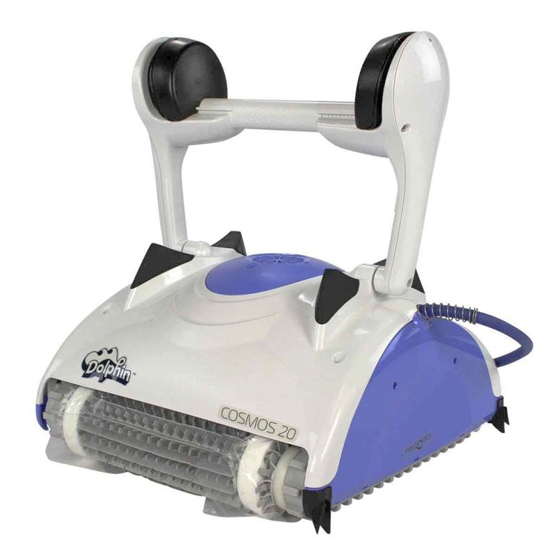 Robot pulisci piscina dolphin zenit 20 recensionerobot for Robot piscina
