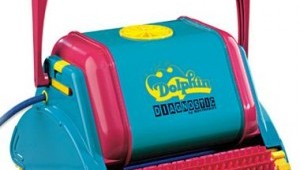 Robot Pulitore Piscina Dolphin Diagnostic 2001