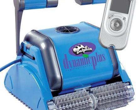Dolphin Dynamic Plus Robot Pulisci Piscina