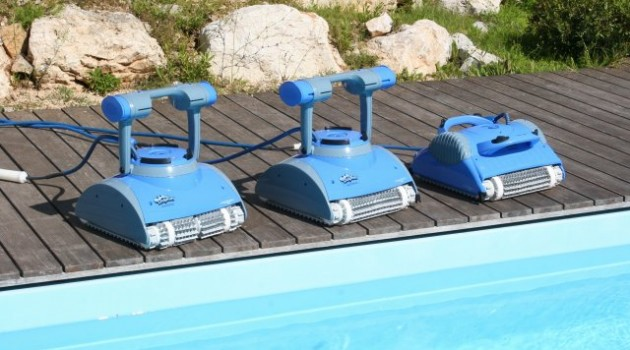 Pulitori Automatici per piscina Master Dolphin