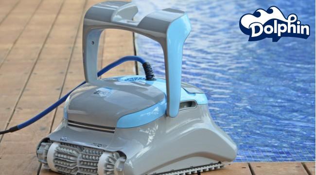 Robot pulisci piscina dolphin zenit 20 recensionerobot for Robot piscine dolphin zenit 20