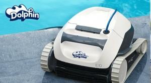 Robot Piscina Dolphin E10