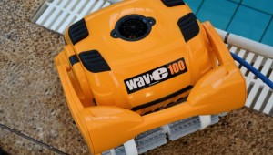 Robot Piscina Wave 100