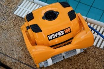 Robot Piscina Wave 100