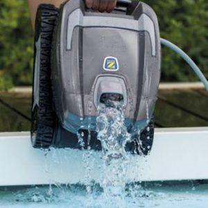 Robot piscina Zodiac TORNAX bocchetta di scarico
